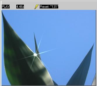 Vitascene eng vita110 Apply Sparkle filter to an image