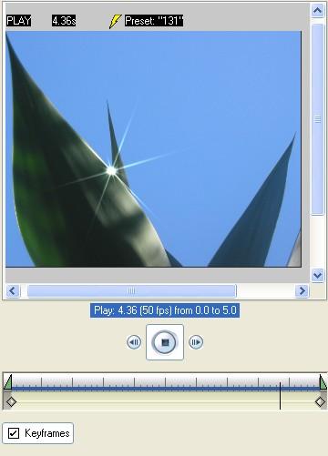 Vitascene eng vita115 Apply Sparkle filter to an image