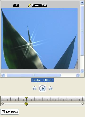 Vitascene eng vita116 Apply Sparkle filter to an image