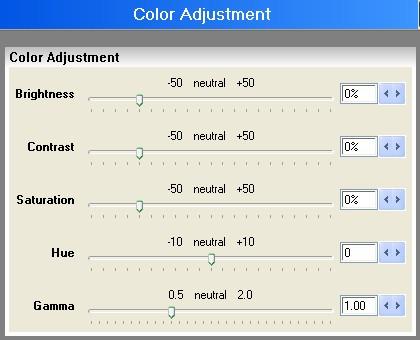 Vitascene eng vita46 Color Adjustment