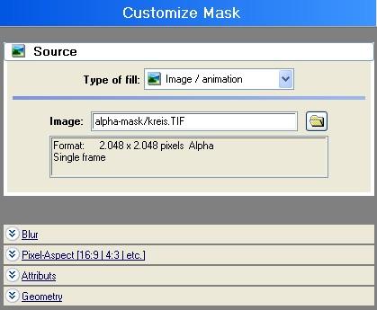 Vitascene eng vita65 Customize mask