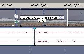Vitascene vegas trans2 Plugin as video transition