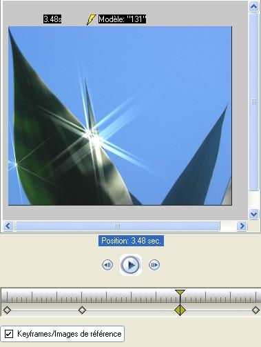 Vitascene fr vita35 Appliquer le filtre Etoiles sur l'image