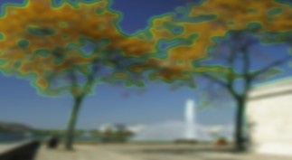 Vitascene vita blur cycle frequence1 Flou fréquentiel circle
