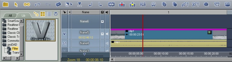 Vitascene eng liquid 1 Plugin w efektach Video