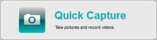 WebCam quickcaptureshare Programvare for webkameraer fra Logitech