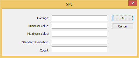 Web Studio Help dialog objectproperties trendcontrol points spc SPC