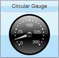 Web Studio Help illus mobileaccess widget circulargauge Configure the area settings