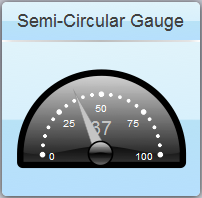 Web Studio Help illus mobileaccess widget semicirculargauge Configure the area settings