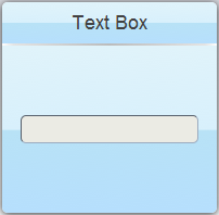 Web Studio Help illus mobileaccess widget textbox Configure the area settings