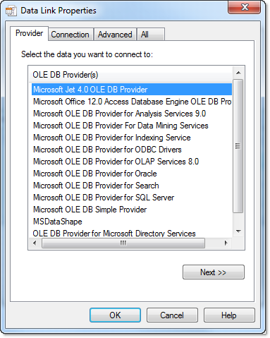 Web Studio Help illus trendcontrol dbsource 3 Using the Data Source Database