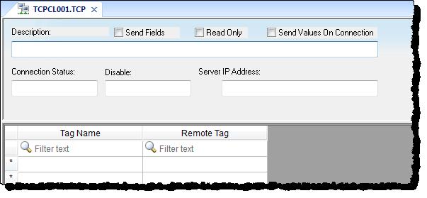 Web Studio Help worksheet comm tcpip TCP/IP