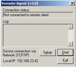Web Studio Help dialog remote agent not conn Install or upgrade a softkey license for EmbeddedView or CEView (Local)