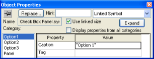 Web Studio Help illus custom properties 07 Save your own project symbols
