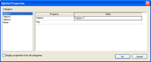 Web Studio Help illus custom properties 08 Save your own project symbols