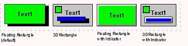 Web Studio Help illus styling pushbuttons Pushbutton object