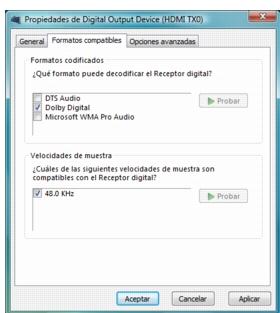 Corel WinDVD bd audio%202 Salida de audio digital para BD ROM