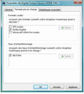 Corel WinDVD bd audio%202 Sortie audio numérique pour BD ROM