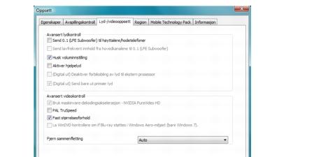 Corel WinDVD bdavsetup Lydoppsett