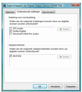 Corel WinDVD bd audio%202 Digitale audio uitvoer voor BD ROM