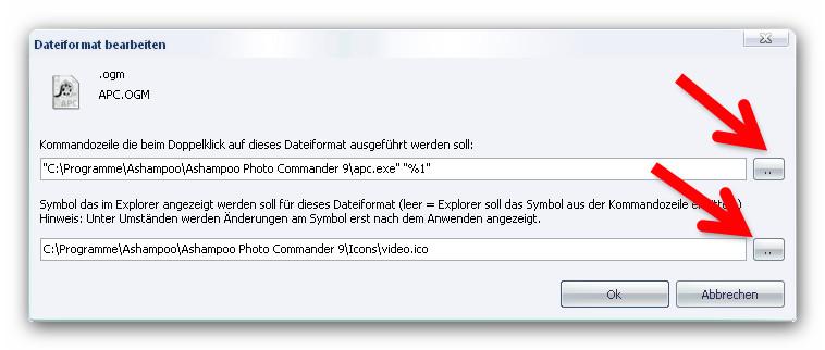 WinOptimizer fa4 File Associator