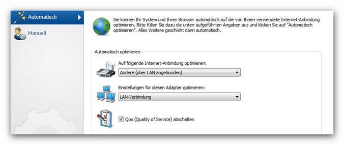 WinOptimizer itdeco.zoom80 Internet Tuner