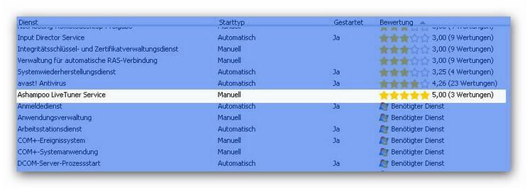 WinOptimizer servicem3.zoom90 Service Manager