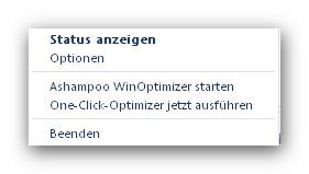 WinOptimizer trayopt Live Tuner