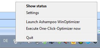 WinOptimizer wo9 livetuner status Live Tuner