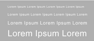 WordPerfect Office fsizeex Modifying font settings