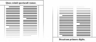 WordPerfect Office header Creating and viewing headers and footers