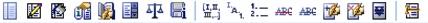 WordPerfect Office legal toolbar Using the Legal toolbar