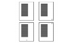 WordPerfect Office pagenum Numbering pages