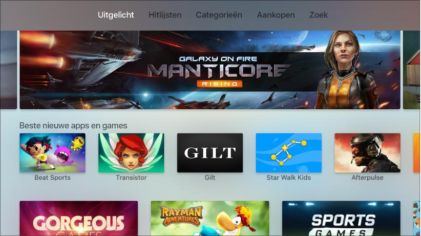 De App Store