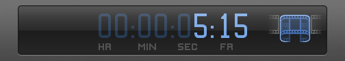 Timecode field in Dashboard