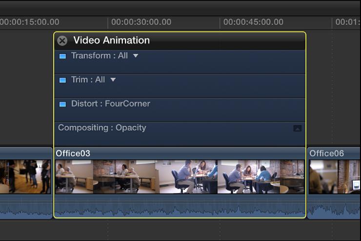 Video Animation Editor
