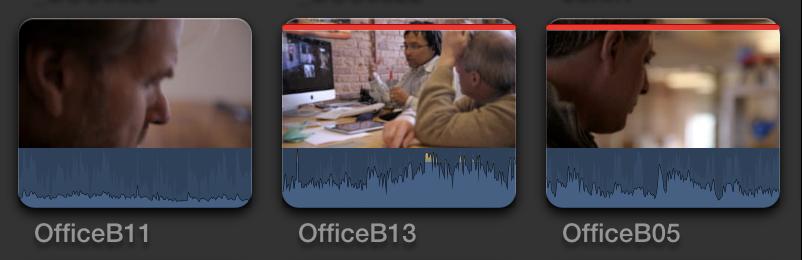 显示在浏览器中片段顶部的红色已拒绝线