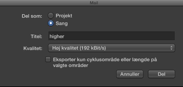 Figur. Dialogen MailDrop.