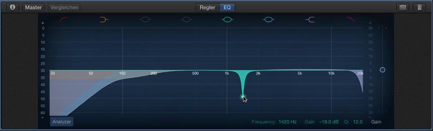 Abbildung. Smart Controls – EQ.