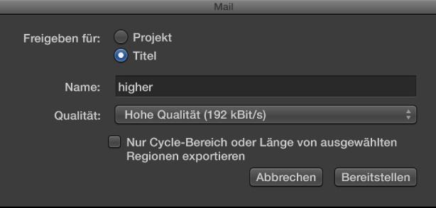 """Abbildung. Dialogfenster """"MailDrop"""""""