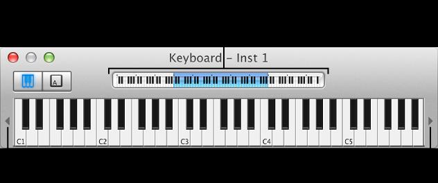 Figure. Onscreen keyboard.
