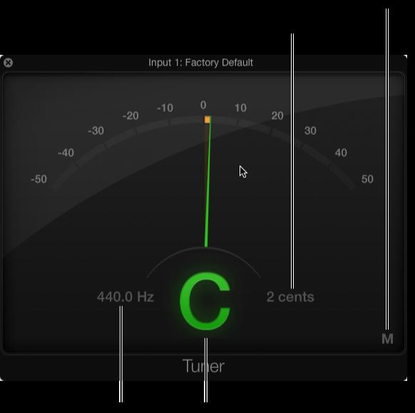 Figure. Tuner plug-in.