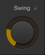 Figure. Swing knob