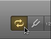 Figure. Clic sur le bouton Cycle.