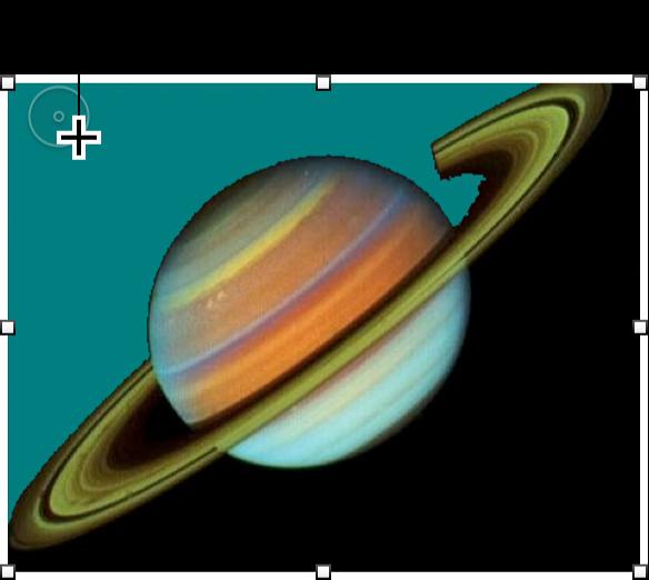 Видалення кольору з фотографії за допомогою інструмента «Постійний альфа-канал».