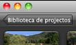 """Imagem do botão """"Biblioteca de projectos"""""""