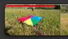 Imagem de um clip com uma linha vermelha a marcá-lo como rejeitado