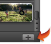 """Imagem do botão """"Criar projecto""""."""