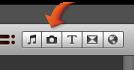 Imagem do botão Fotografia