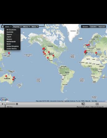 Obrázek mapy Místa